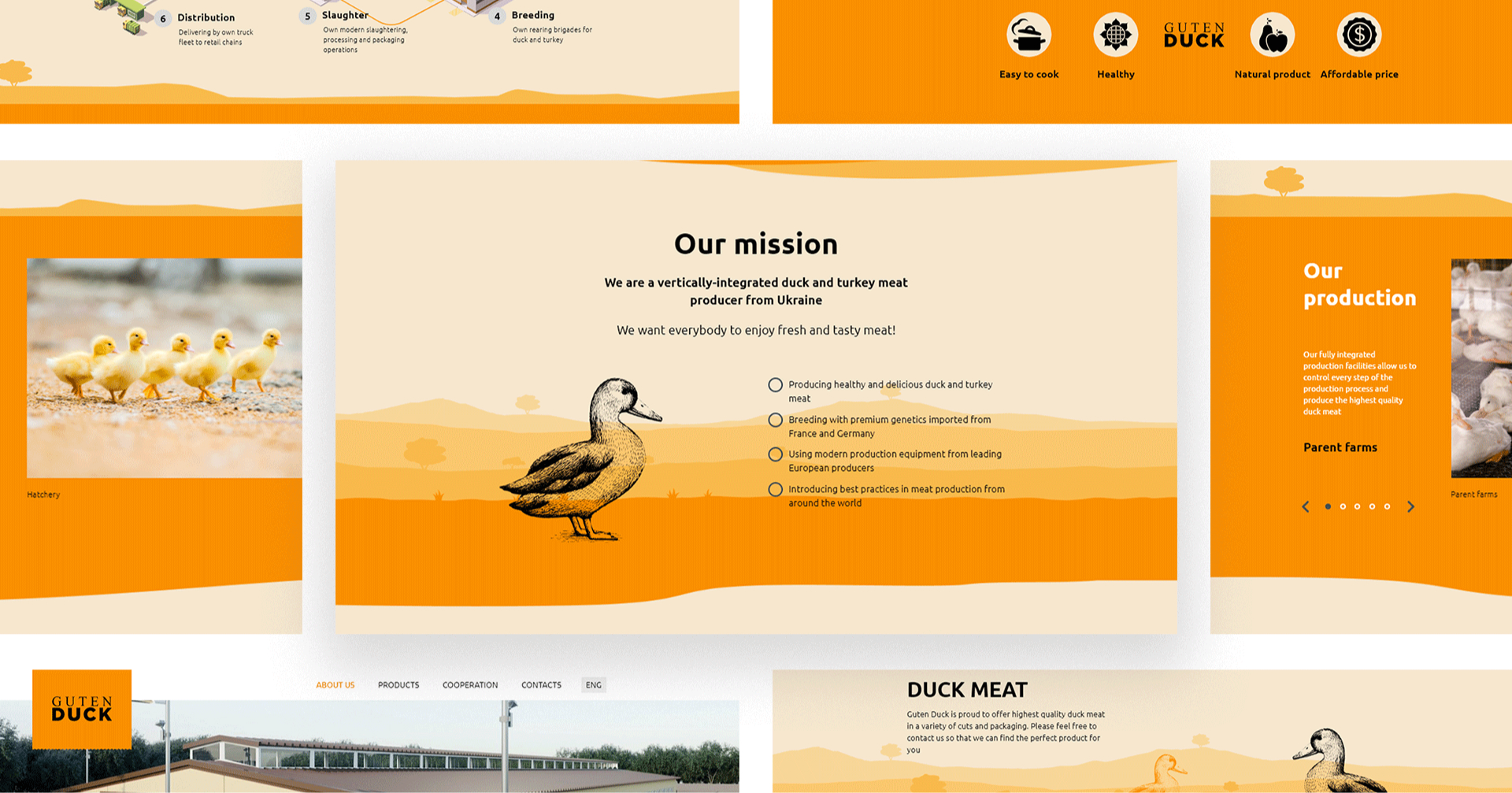 Guten Duck